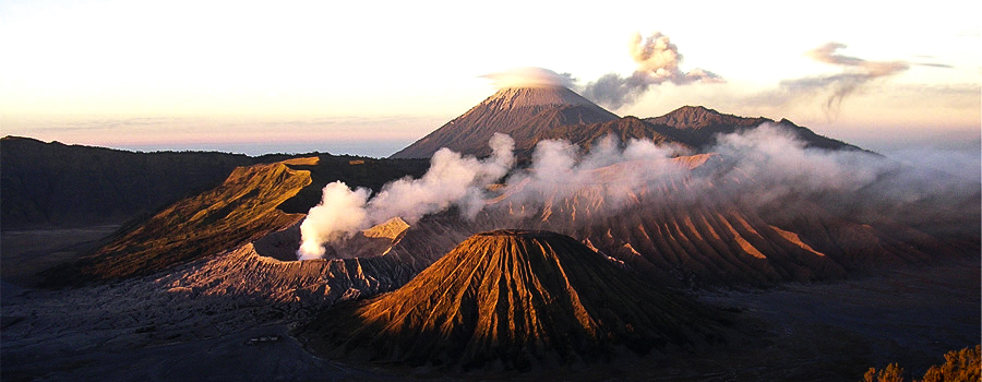 Volcán Bromo - Indonesia